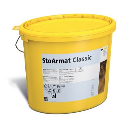StoArmat cracked plaster repair product